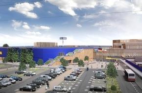 IKEA Deutschland GmbH & Co. KG: IKEA Kaarst wird weltweites Umwelt-Vorzeigehaus