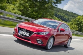 Mazda: Zwei Prozent Marktanteil für Mazda im März