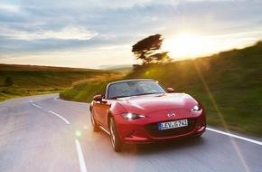 Mazda: Mit Mazda fit für den Frühling