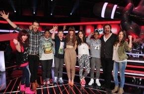 """SAT.1: Duran Duran, John Legend & Co: Star-Power für die """"The Voice Kids""""-Finalisten"""