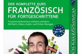 PONS GmbH: Sprachen perfekt beherrschen: Kein Problem mit dem kompletten Kurs für Fortgeschrittene von PONS