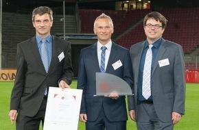 Jobware Online-Service GmbH: Poleposition unter den Personaldienstleistern / Online-Stellenmarkt Jobware mit dem DKD-Siegel ausgezeichnet