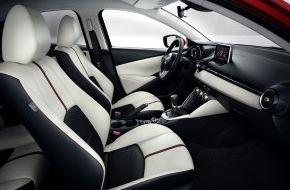 Mazda: Der neue Mazda2: Attraktive Angebote zur Markteinführung
