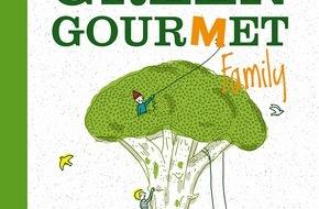 Migros-Genossenschafts-Bund: Auszeichnung für das Migros-Kochbuch Green Gourmet Family