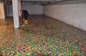 Faber-Castell: Ein Jahr nach der Flutkatastrophe: Faber-Castell Werk in Engelhartszell jetzt noch effizienter mit Erdwärme