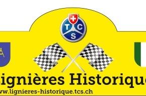 Touring Club Schweiz/Suisse/Svizzero - TCS: Premier Lignières Historique du 5 au 7 juillet 2013