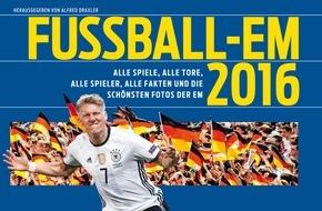 """SPORT BILD: """"Fußball-EM 2016"""": SPORT BILD präsentiert das erste Buch zum Turnier"""