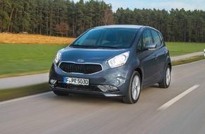 KIA Motors Deutschland GmbH: Verkaufsstart des überarbeiteten Kia Venga*