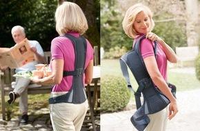 medi GmbH & Co. KG: Aktiv mit Osteoporose / Rückenorthesen zur Unterstützung bei Wirbelkörperfrakturen