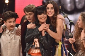 SAT.1: The Voice Kids - Halbfinale (FOTO)