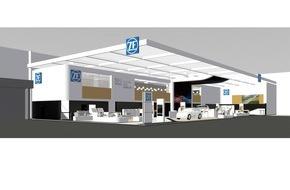 ZF Friedrichshafen AG: ZF präsentiert auf IAA 2015 erweitertes Leistungsspektrum