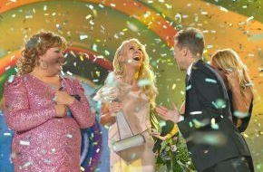 "SAT.1: Jenny Elvers gewinnt ""Promi Big Brother"" 2013"