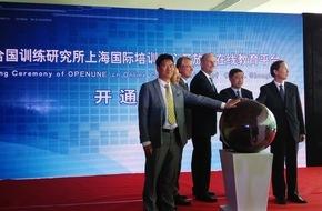 HPI Hasso-Plattner-Institut: Vereinte Nationen starten mit Hasso-Plattner-Institut in China neue Online-Bildungsplattform