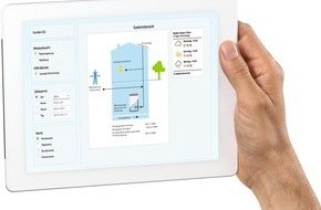 RWE Effizienz GmbH: Wasserspeicher speichern Sonne