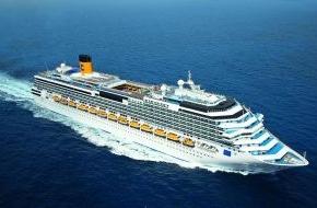 Costa Kreuzfahrten: Costa Crociere veröffentlich Nachhaltigkeitsbericht 2012-2013