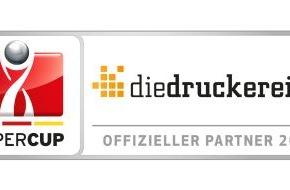 Onlineprinters GmbH: diedruckerei.de ist offizieller Partner und Sponsor des Supercup 2014 / Beim Spiel zwischen BVB und FCB stehen sich Weltmeister gegenüber
