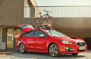 Subaru: Der Subaru Levorg rollt mit zusätzlicher Serienausstattung ins neue Modelljahr