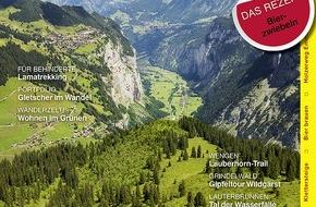 Wandermagazin SCHWEIZ: Jungfrau Region Wandern mit Traumkulisse
