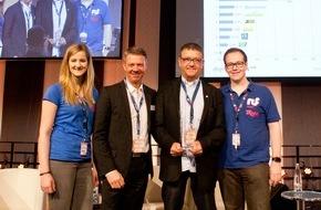 ruf Reisen GmbH: ruf reisen ist die Nummer eins in Sachen Social Media / Jugendreiseveranstalter auf der ITB 2016 mehrfach ausgezeichnet