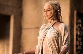 """Sky Deutschland: Dr. Oetker präsentiert die deutsche TV-Premiere der 5. Staffel """"Game of Thrones"""" auf Sky"""