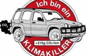 """Deutsche Umwelthilfe e.V.: Ein """"Marshallplan"""" für die deutsche Autoindustrie"""