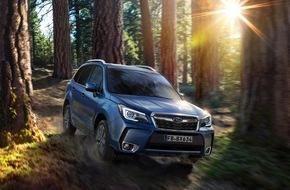 Subaru: Subaru Forester und Outback überarbeitet / Allrad-Klassiker starten ins neue Modelljahr