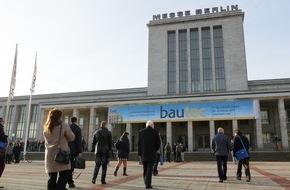 Messe Berlin GmbH: bautec 2016: Attraktives Veranstaltungsprogramm mit Themen, die die Branche bewegen