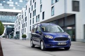 """Ford-Werke GmbH: Ford """"Gewerbewochen"""": """"Typisch Ford: richtig gute Kollegen"""" (FOTO)"""
