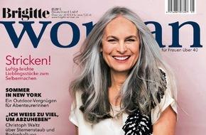 Gruner+Jahr, Brigitte Woman: Christoph Waltz will kein Filmstar sein