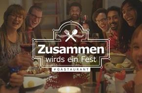 IKEA Deutschland GmbH & Co. KG: Zusammen wirds ein Fest: IKEA startet Online-Plattform, auf der sich Menschen in der Weihnachtszeit zum gemeinsamen Feiern verabreden können