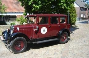 Skoda Auto Deutschland GmbH: Kultautos bei Kult-Rallye: Sechs SKODA Ikonen starten bei Sachsen Classic 2015