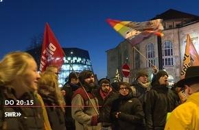 """Freiburg, Stadt zwischen Hass und Trotz in """"Zur Sache Baden-Württemberg"""", Donnerstag, 8.12.2016, 20.15 Uhr, SWR Fernsehen in Baden-Württemberg"""