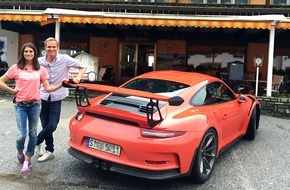 "RTL II: GRIP - Das Motormagazin: ""Roadtrip nach Italien"""