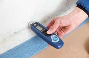 ISOTEC GmbH: 3 Jahre nach Kauf: Schimmelpilz im kernsanierten Altbau / Wände dürfen im Winter nicht zu stark auskühlen / Baustoffe können Schimmel verhindern