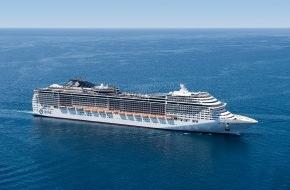 MSC Kreuzfahrten: MSC Croisières dans les Caraïbes avec deux nouveautés