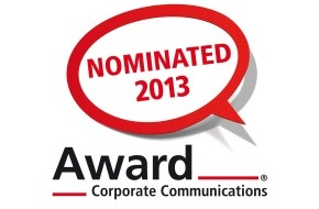 Award Corporate Communications: Das sind die Nominierten des 9. Award Corporate Communication®