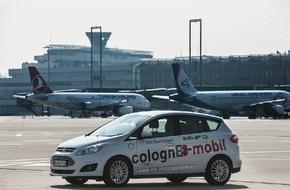 """Ford-Werke GmbH: Elektromobilität im Kölner Raum - """"colognE-mobil"""" zieht Bilanz"""