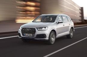 """Audi AG: Audi-Chef Stadler bei Bilanzpressekonferenz: """"2014 mehr geliefert als versprochen"""" (FOTO)"""