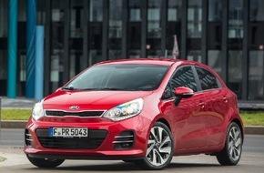 KIA Motors Deutschland GmbH: Überarbeiteter Kia-Weltbestseller Rio* kommt in den Handel