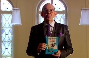 """""""Schecks Bücher"""": in 100 Büchern um die Welt / SWR Fernsehen, WDR 5 und Die Welt präsentieren Denis Schecks Literaturkanon für das 21. Jahrhundert"""