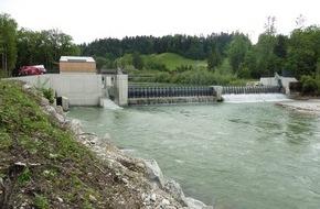 BKW Energie AG: Einweihung Wasserkraftwerk Gohlhaus / Tag der offenen Tür
