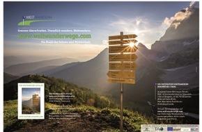 Weitwandern - Österreichs Wanderdörfer: Grenzen überschreiten. Unendlich wandern. www.weitwanderwege.com