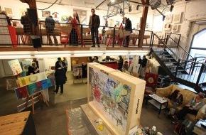 Kunstsupermarkt: L'Art pour tous / Prochainement à Soleure: ouverture du 14e supermarché suisse d'art contemporain