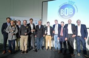 "Messe Berlin GmbH: Gewinner des ""Best of Boats Award 2015"" stehen fest"