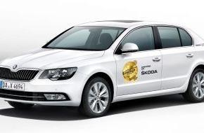 Skoda Auto Deutschland GmbH: SKODA fährt die 25. Lesbisch Schwulen Filmtage in Hamburg