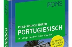 PONS GmbH: PONS Frühjahrsprogramm 2015: Reise-Sprachführer / Mission Urlaub