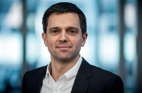 dpa Deutsche Presse-Agentur GmbH: Louis Posern wird neuer Wirtschaftschef der dpa (FOTO)