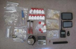 Heroin Drogen Besteck