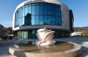DVAG Deutsche Vermögensberatung AG: Rund 100.000 Besucher waren bereits zu Gast bei der DVAG: Das Zentrum für Vermögensberatung (ZVB) feiert zweijähriges Jubiläum