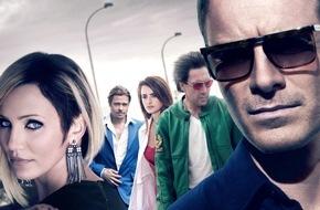 """ProSieben Television GmbH: Tödliche Gier: Ridley Scotts """"The Counselor"""" am 17. Januar 2016 auf ProSieben"""